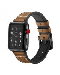 Pasek do Apple Watch 42/44mm TECH-PROTECT Osoband - brąz - zdjęcie 1