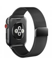 Bransoleta do Apple Watch 42/44mm TECH-PROTECT Milaneseband  - czarna - zdjęcie 1
