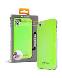 Etui do iPhone 5/5S/SE Canyon Protective Case - zielone  - zdjęcie 1