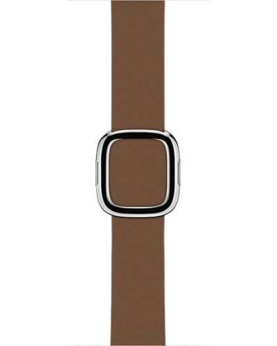 Pasek do Apple Watch 38/40mm Apple Modern Buckle (S) - brązowy - zdjęcie 6