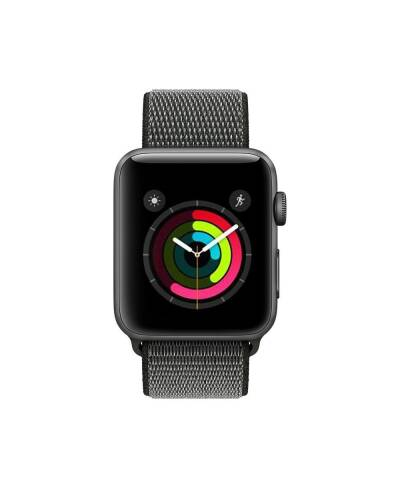 Pasek do Apple Watch 42/44mm TECH-PROTECT Nylon - oliwka - zdjęcie 2