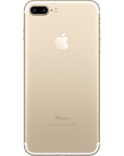 Apple iPhone 7 Plus 128GB Złoty - zdjęcie 2