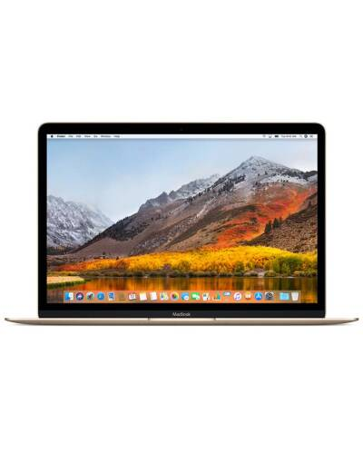 Apple MacBook 12 Złoty 1,2Ghz/8GB/256SSD/IntelHD - zdjęcie 1