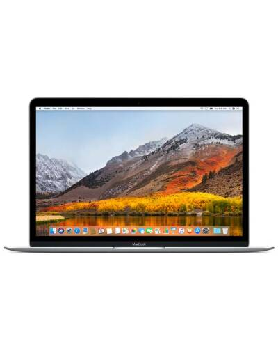 Apple MacBook 12 Srebrny 1,2Ghz/8GB/256SSD/IntelHD - zdjęcie 1