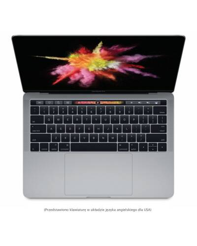 Apple MacBook Pro 13 Srebrny 2,9 GHz/8GB/256 SSD/Intel HD/TouchBar - zdjęcie 4