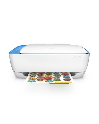 Drukarka HP Inc. DeskJet 3639 All-in-ONE - zdjęcie 2