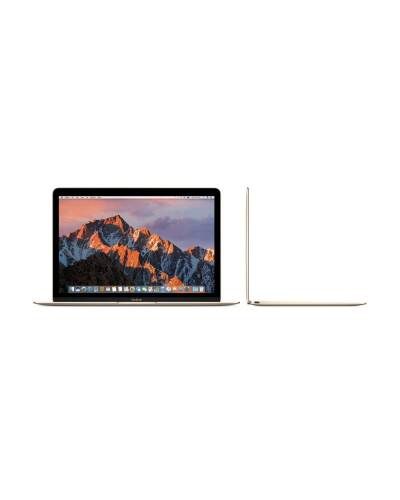Apple MacBook 12 Złoty 1,3Ghz/8GB/512SSD/IntelHD - zdjęcie 2