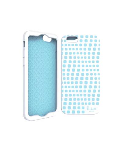 Etui do iPhone 6 iLuv AuroraWave White Case - zdjęcie 1
