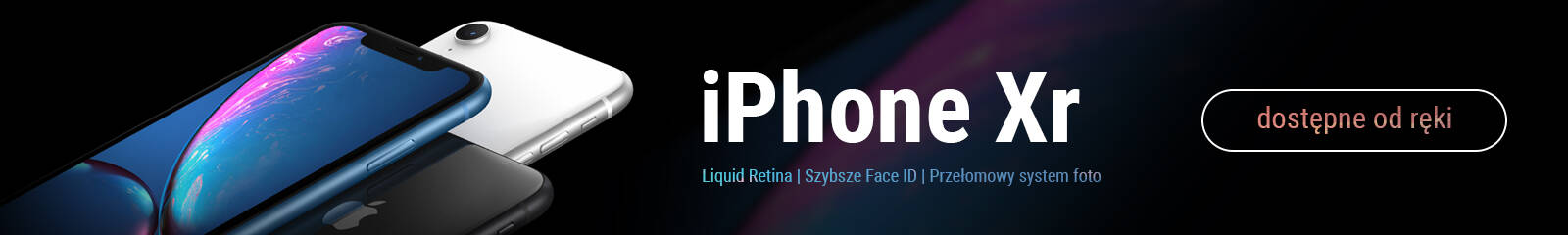 Nowy iPhone Xr